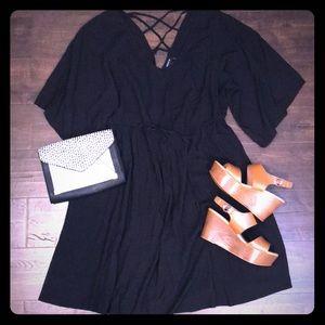 🍂FALL- TORRID BLACK DRESS 👗